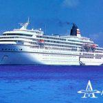 ・郵船クルーズ、飛鳥の2005年世界一周クルーズを発表。初めて北極圏へ。