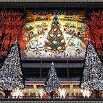 名古屋駅「タワーズライツ2006」スタート  2006.11.24