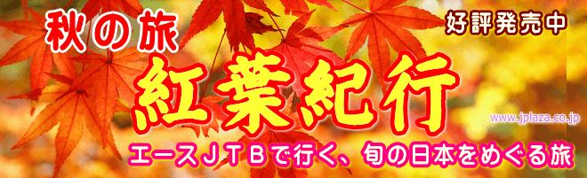 エースJTB紅葉紀行 JTBジェイプラザオンライン